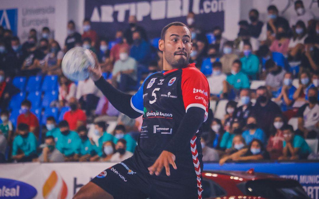 Tercera semana consecutiva en El 7 ideal de la Jornada 4 de la Liga Sacyr ASOBAL